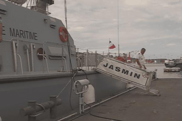 patrouilleur Jasmin
