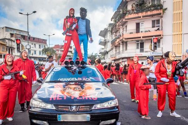 Bwajack du carnaval