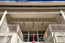 La Cour d'appel de Saint-Denis.