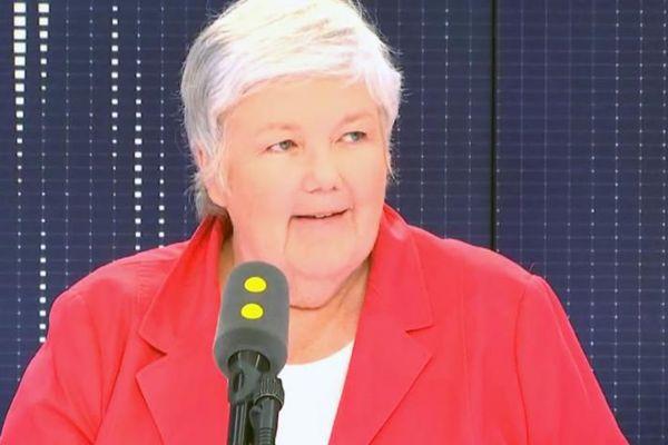 La ministre Jacqueline Gourault