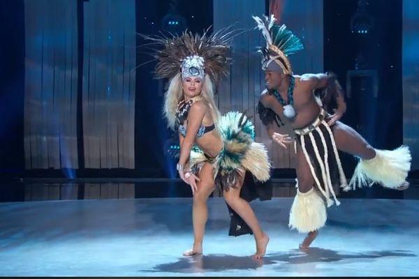 Polémique autour d'une prestation de 'Ori Tahiti dans un show américain