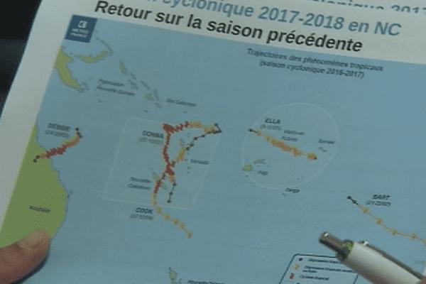 saison cyclonique 2017-2018