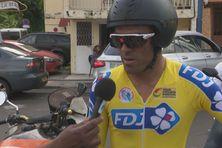 Eduin Becerra Becerra vainqueur du 38e tour cycliste international de Martinique