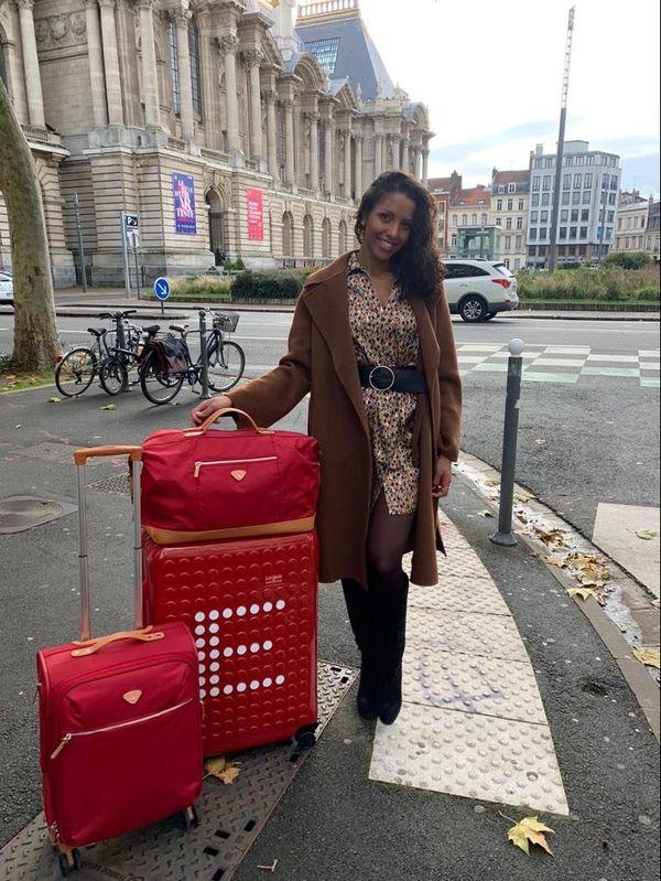 Eva à Lille