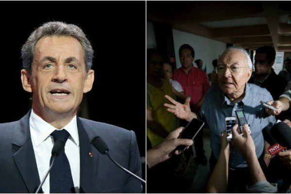 L'incroyable alliance Flosse Sarkozy