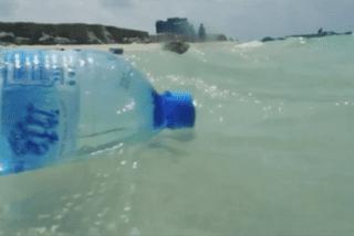 Du plastique en Australie
