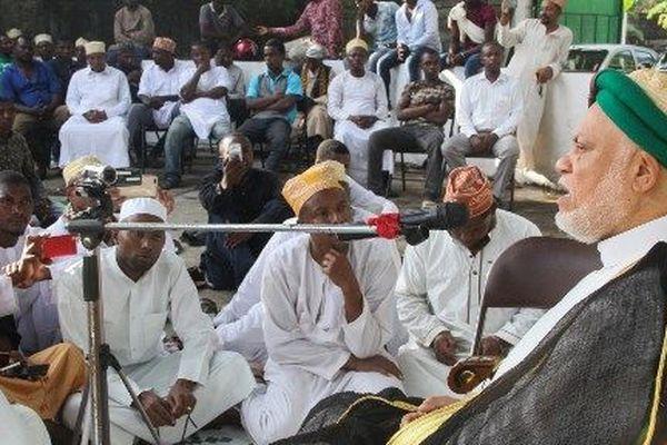 L'ancien président des Comores Ahmed Abdallah Mohamed Sambi inculpé