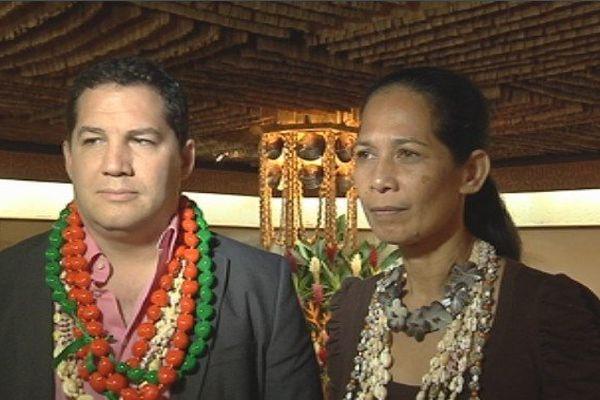 Sénateurs de Polynésie Française