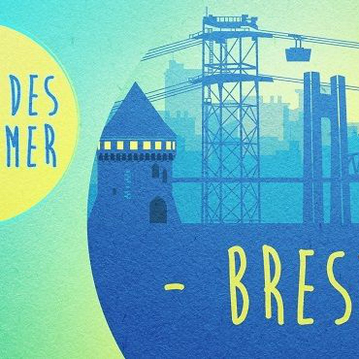 Vente De Tissus Brest rue des outre-mer : cap sur brest ! [carte interactive
