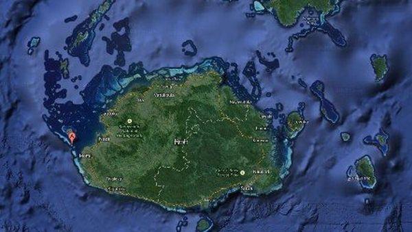 namotu island fidji