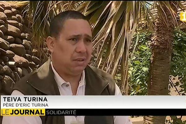 Pour Eric Turina : la solidarité à l'œuvre