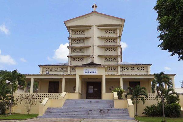 Eglise de Morne-à-l'Eau