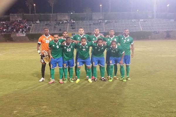L'équipe des yana dòkò aux Bermudes