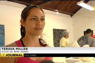 Concours d'entrée au Centre des Métiers d'Art