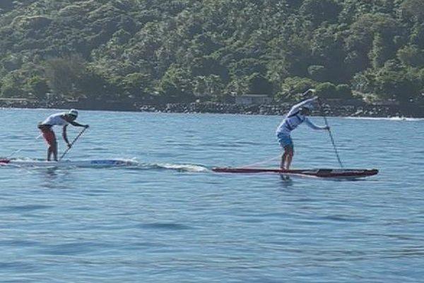 ATN Paddle Race