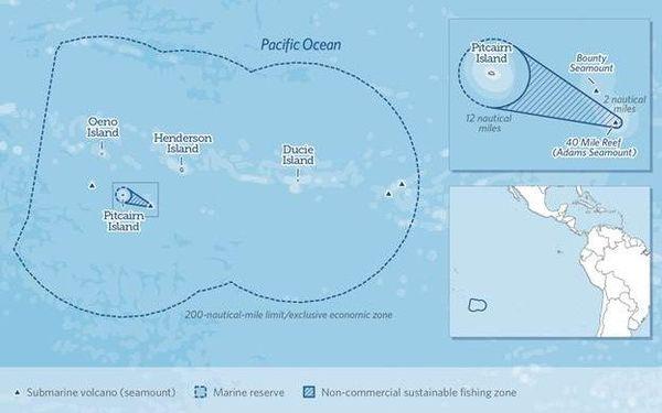 réserve Pitcairn