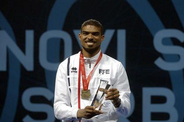 Yannick Borel champion d'Europe pour la troisième fois