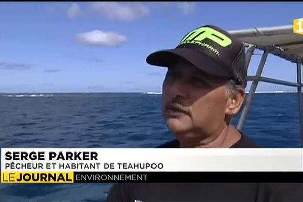 La pêche désormais règlementée à Teahupoo