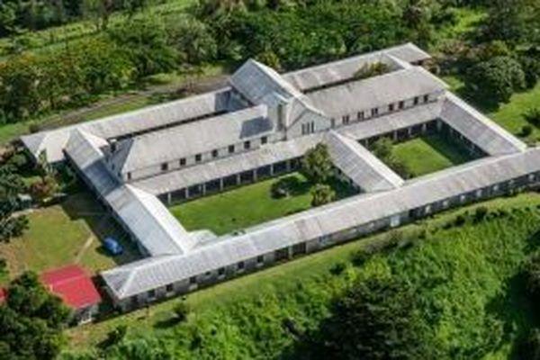 Monastère de Bout-bois au Carbet