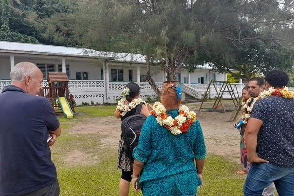 Visite école Kolopelu