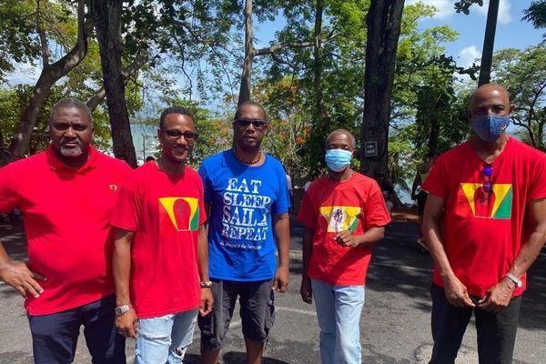 Cinq militants de l'UTC UGTG convoqués en correctionnelle