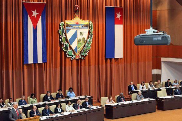 assemblée nationale cuba