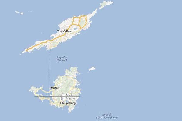 Saint-Martin/Anguilla
