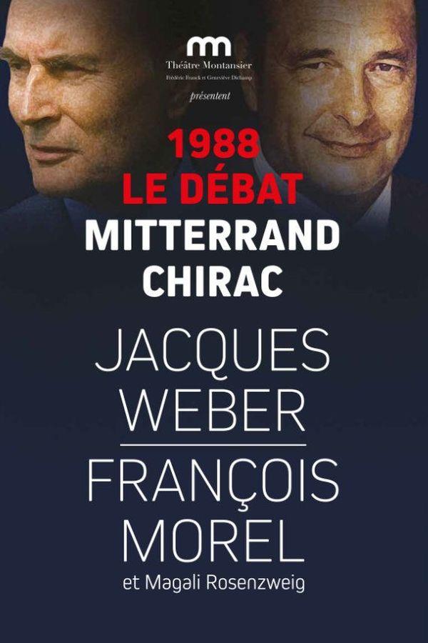 Affiche de 1988, le débat