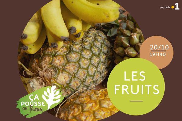Ça pousse au fenua : les fruits