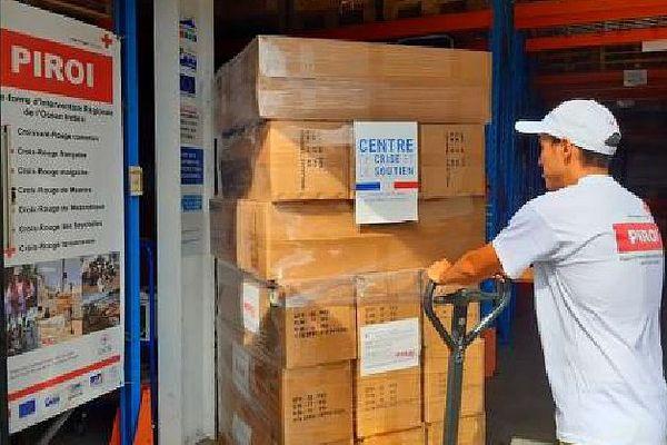Lot d'urgence pour Madagascar février 2020