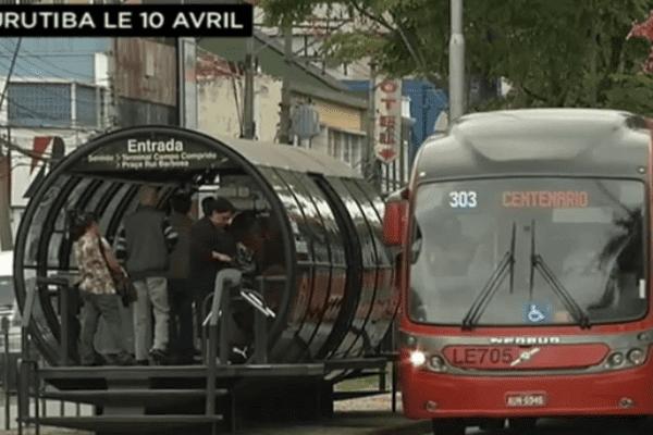 Curitiba Transport public