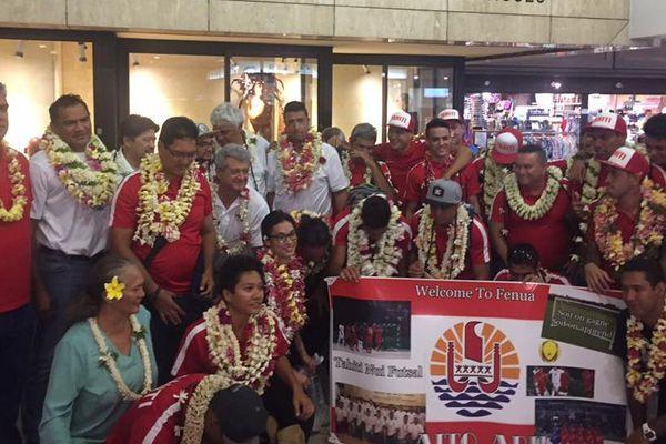 Polynésiens Jeux d'Asie