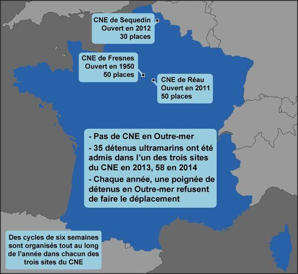 Carte CNE