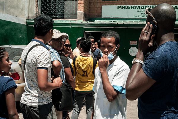 A Madagascar, les autorités multiplient les actions pour tenter de stopper la propagation de la peste.