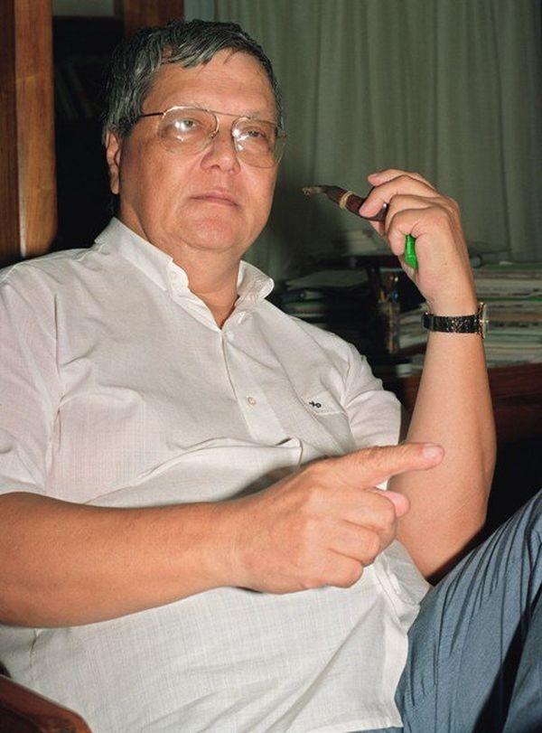 Paul vergès en 1991