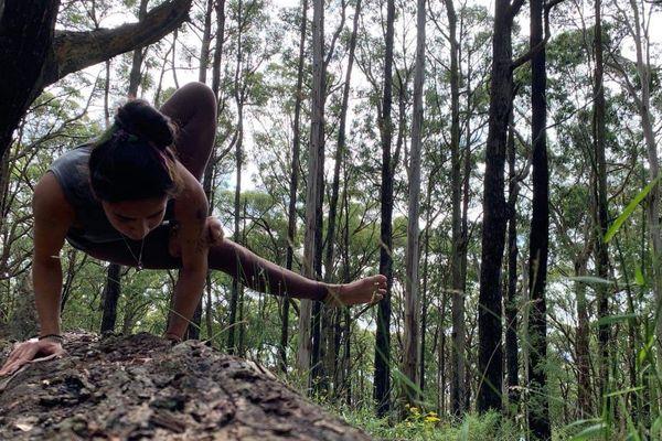 Calédoniens ailleurs : Marie Mignard, le yoga comme sens à sa vie
