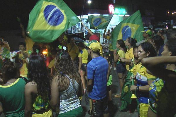 victoire du Brésil