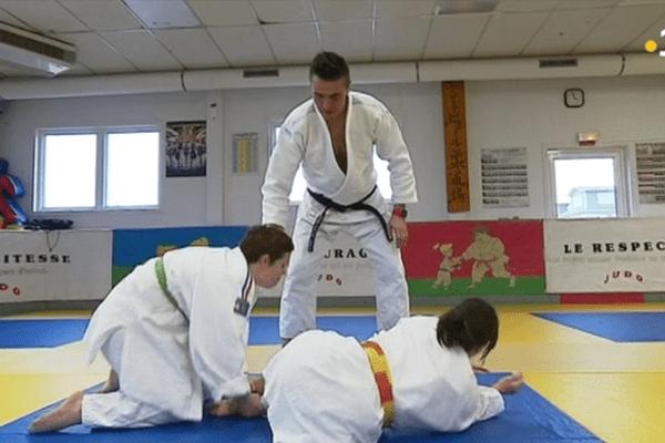 judo handicapés