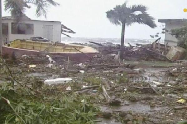 L'impact d'Hugo sur la Basse-Terre