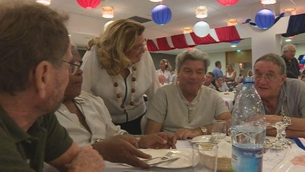 Meeting Sonia Backès élections législatives avant second tour (juin 2017)