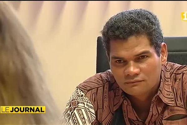 Teiva Manutahi , médiateur de la Polynésie