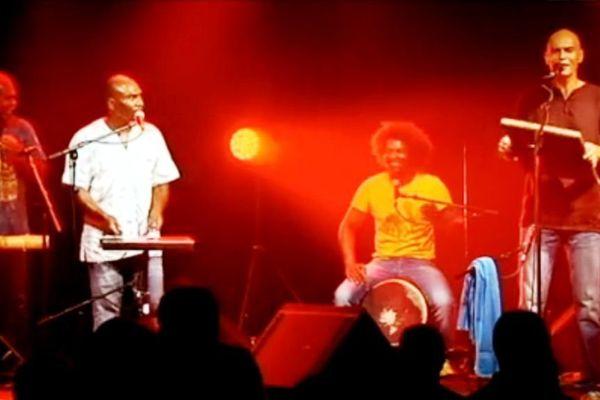 Concert Zanmari baré