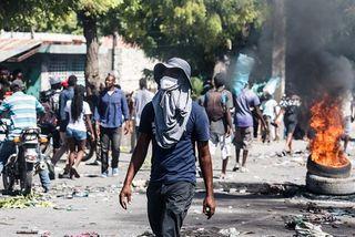 manif haiti 28 octobre 2019