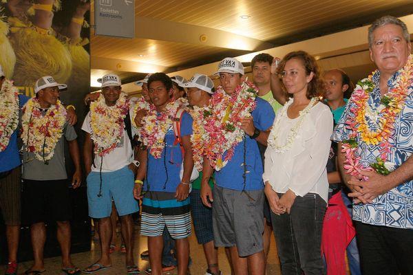 accueil champions Molokai