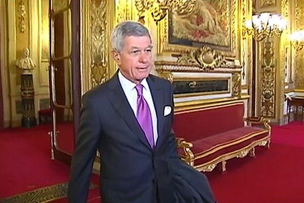 Frogier rencontre Sarkozy