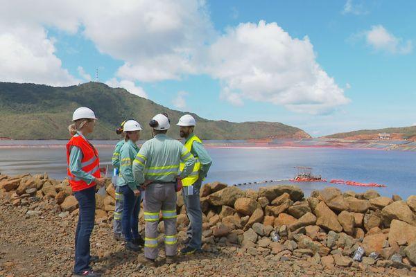 Vale veut rassurer sur la sécurité du barrage KO2