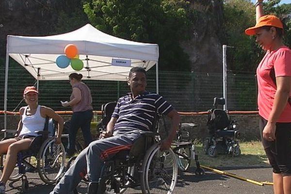 Journée du handicap à Saint-Leu