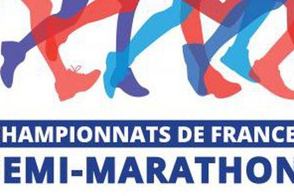 Plus de 700 athlètes ont participé aux championnats de France du semi-marathon