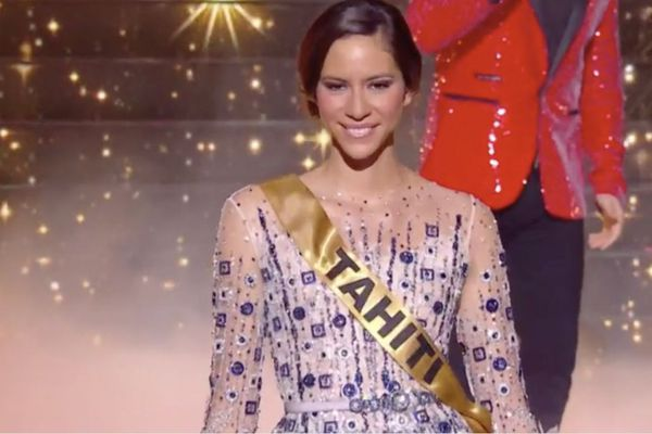 Miss Tahiti 2e dauphine de Miss France 2020