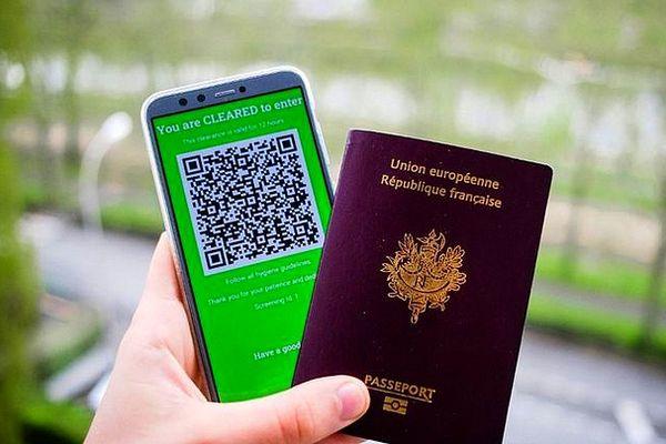 Pass sanitaire entre en vigueur le 1er juillet 2021